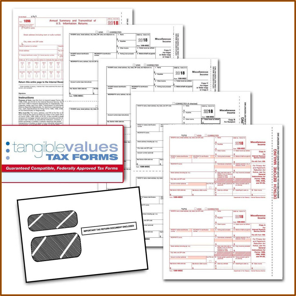 2015 Fillable 1099 Form