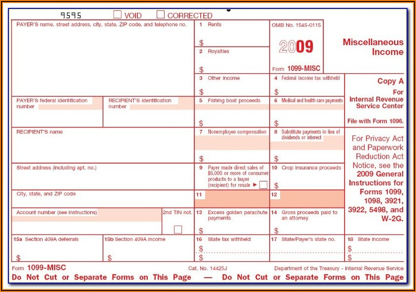 2017 Tax Forms Printable