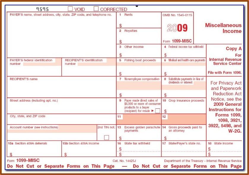 2017 Tax Forms Printable