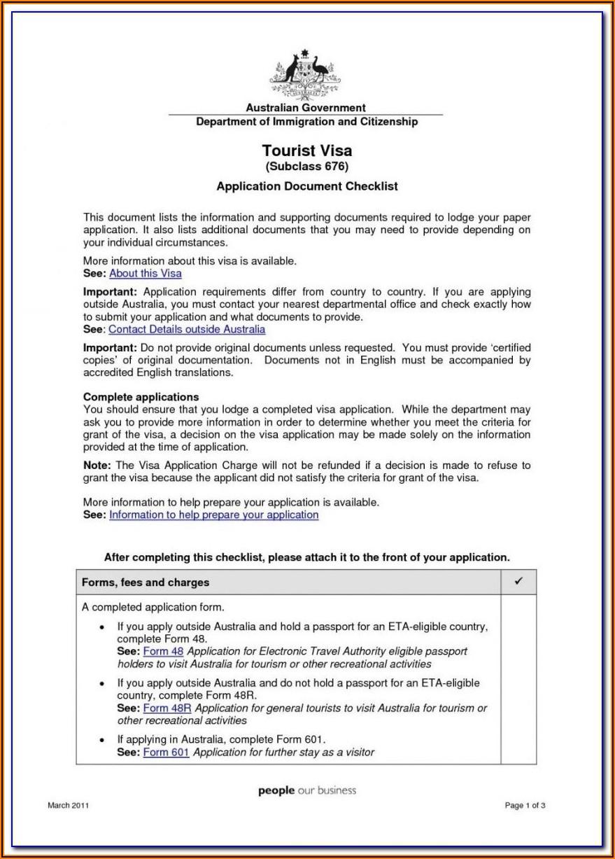 Application Form For Passport Renewal Singapore