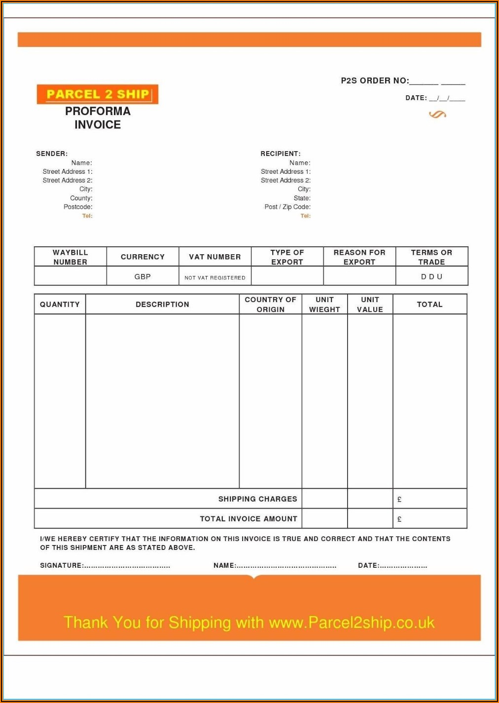Car Sale Receipt Example Uk