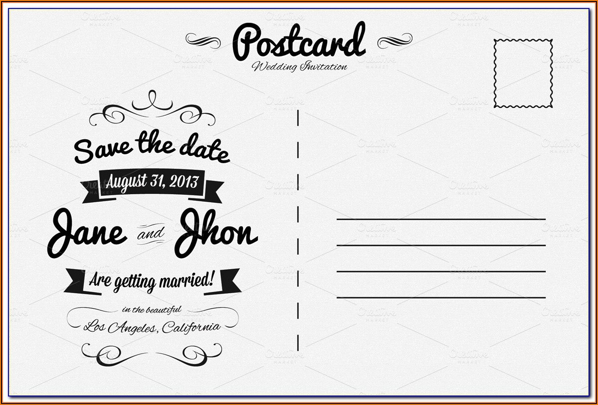 Christmas Invitation Templates Psd Free Download
