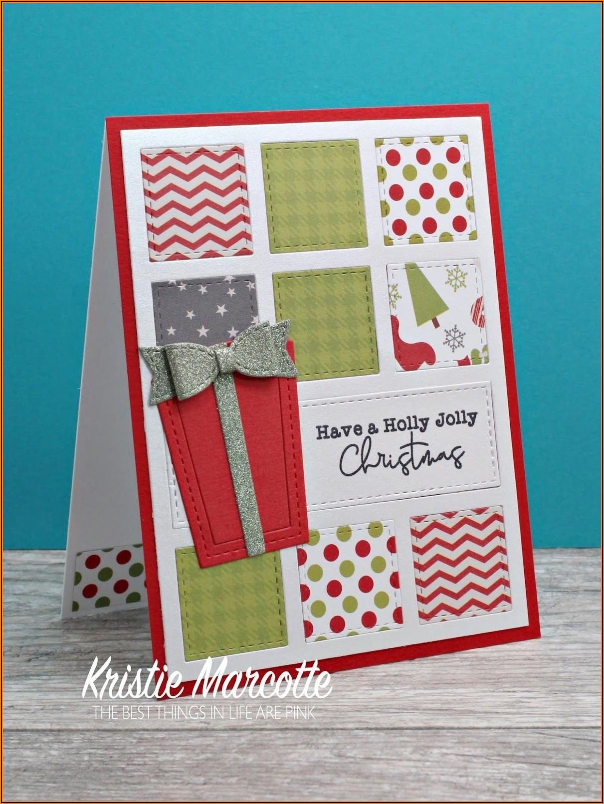 Company Christmas Card Templates