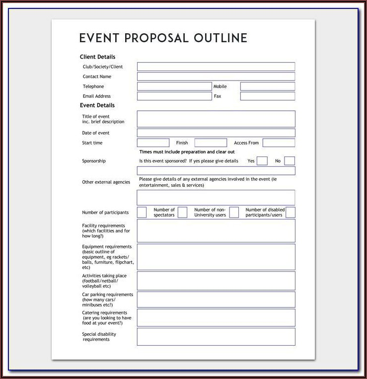 Download Ngo Project Proposal Template