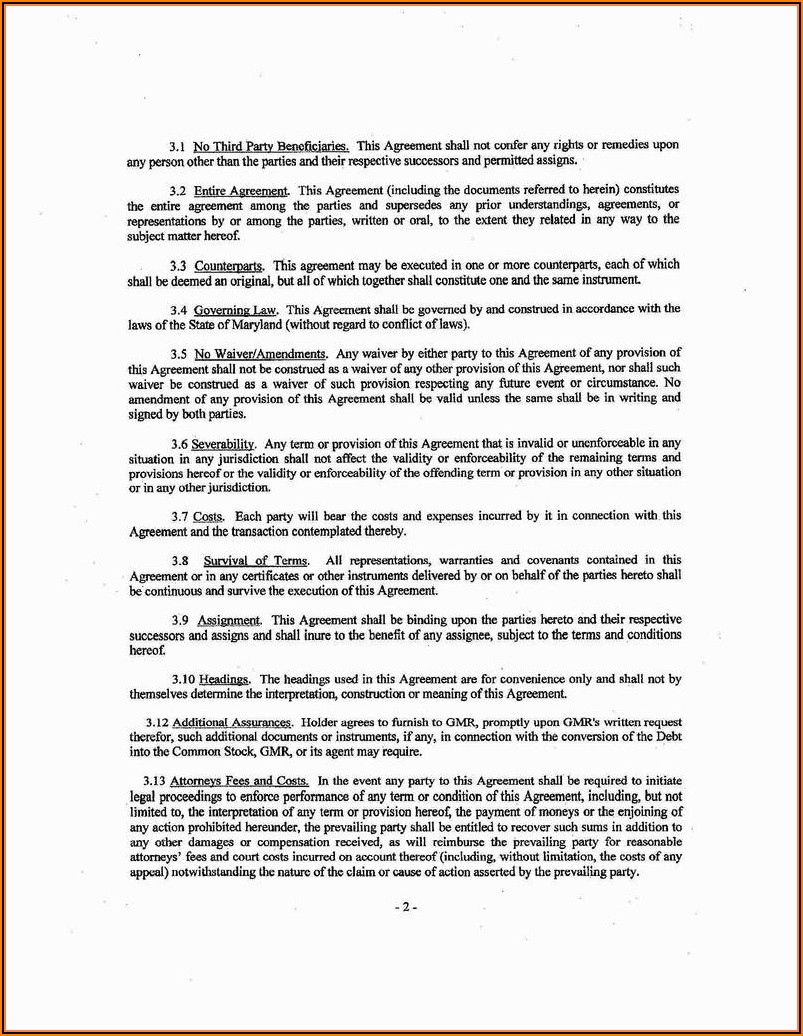 Home Rental Agreement Template Free