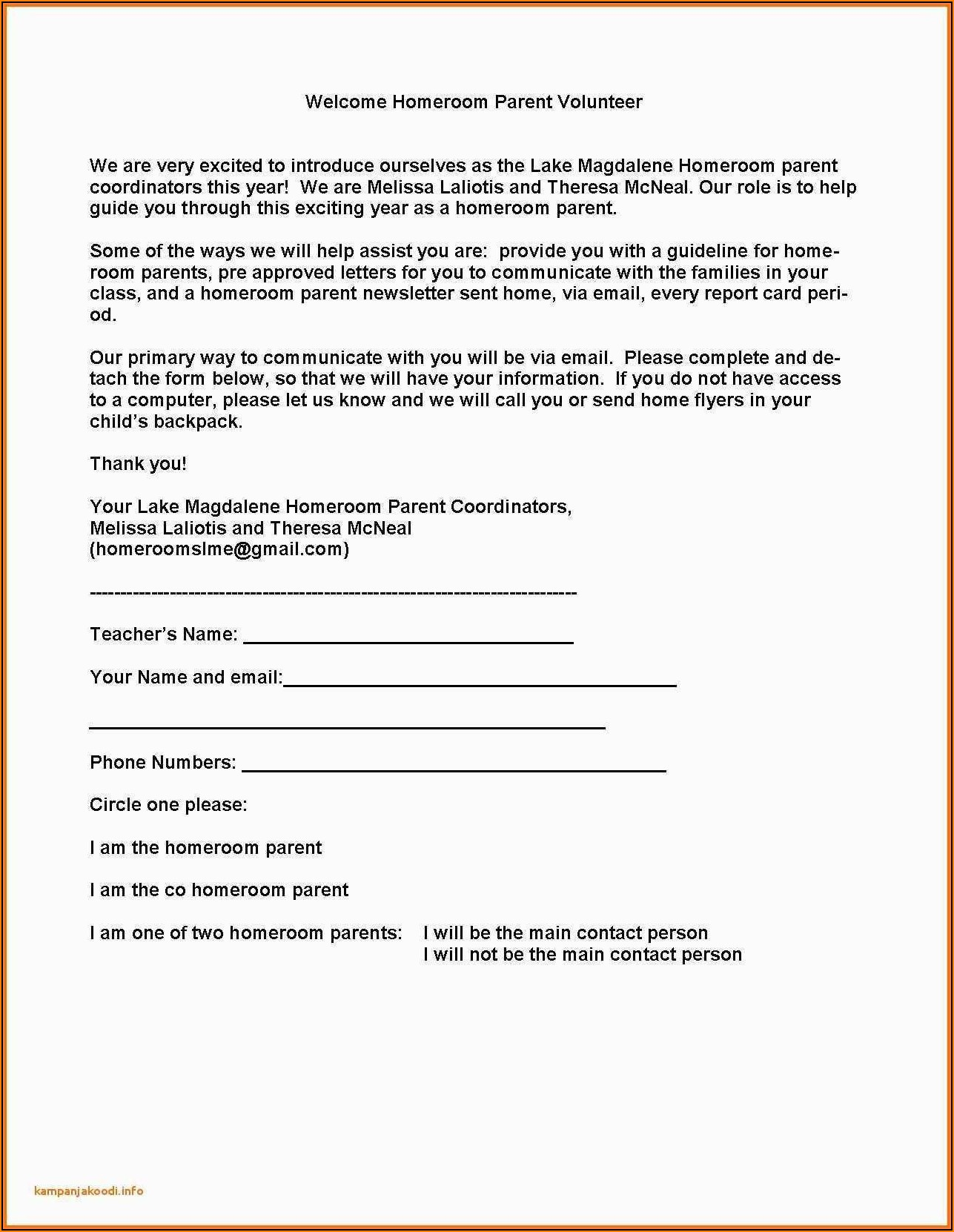Home Rental Agreement Template