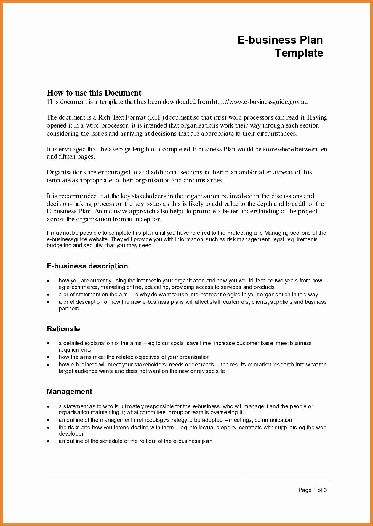 Medical Device Risk Management Report Template