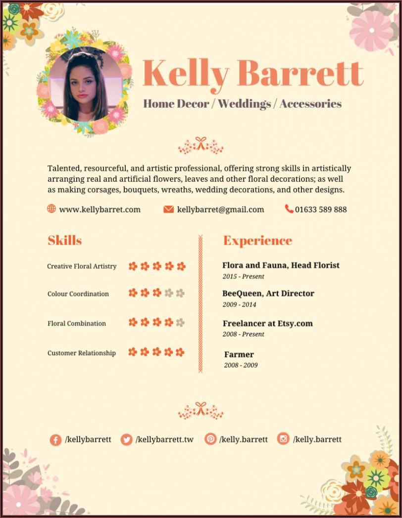 Most Impressive Resume Templates