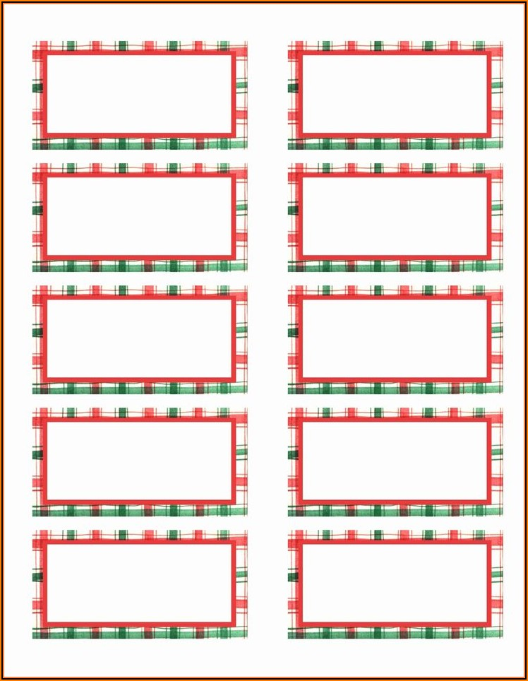 Staples Address Labels Template
