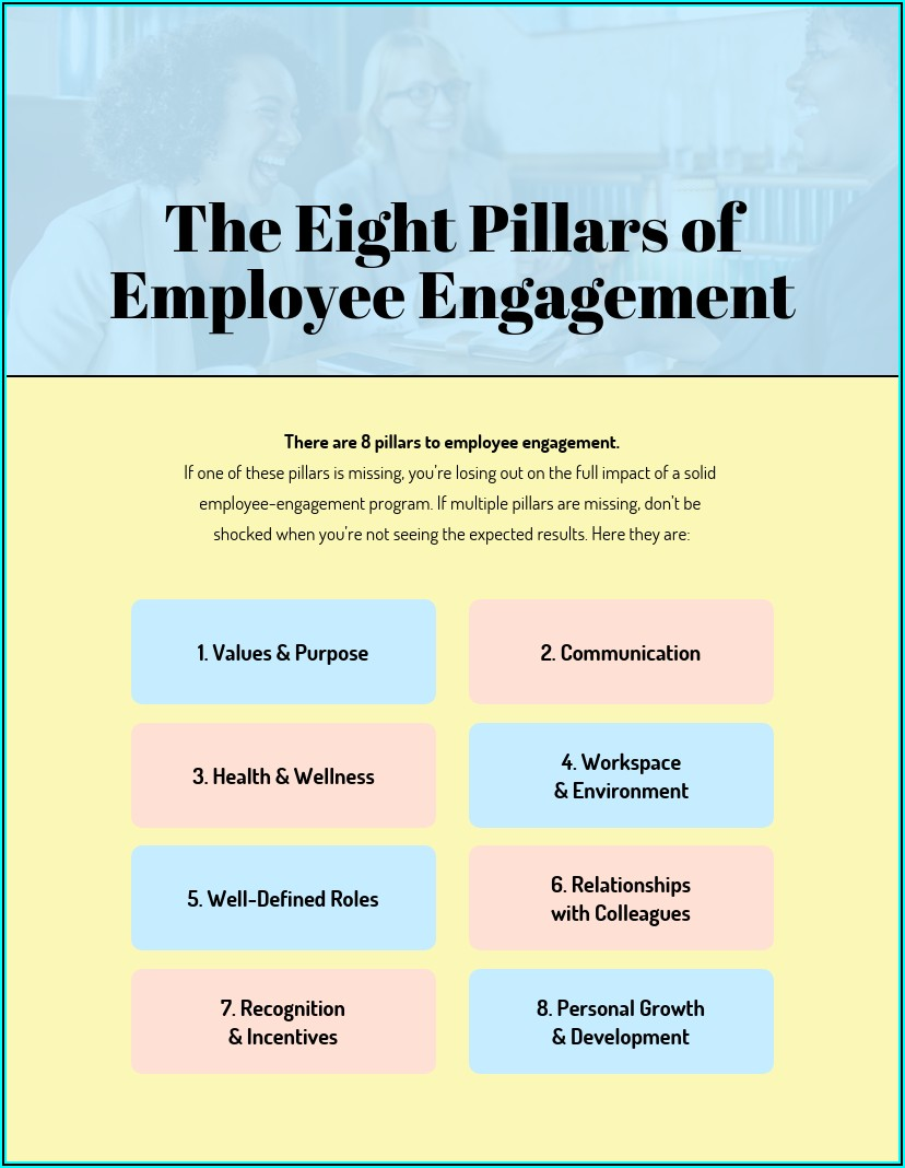 Developing An Employee Recognition Program Template