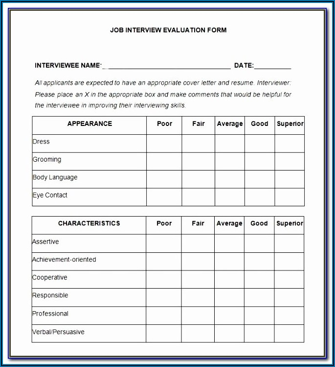 Employee Onboarding Form Template