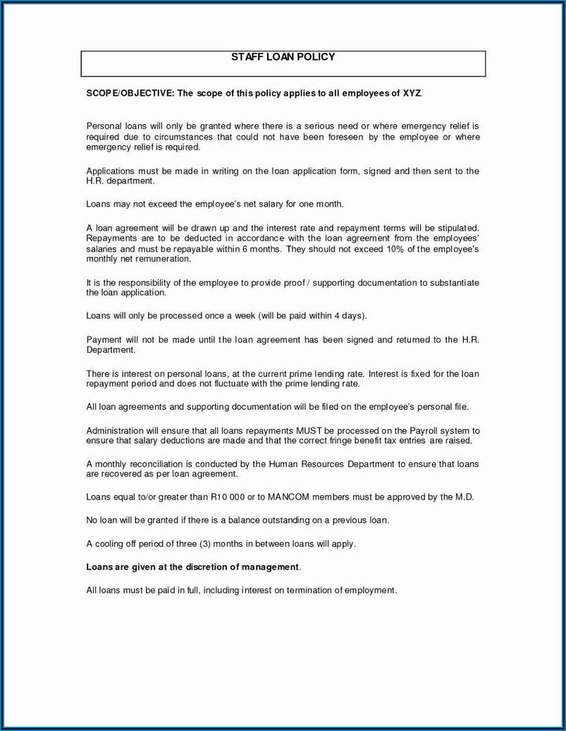Equipment Rental Agreement Form Free