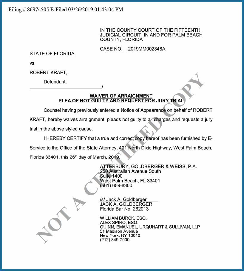 Florida Divorce Forms Palm Beach County