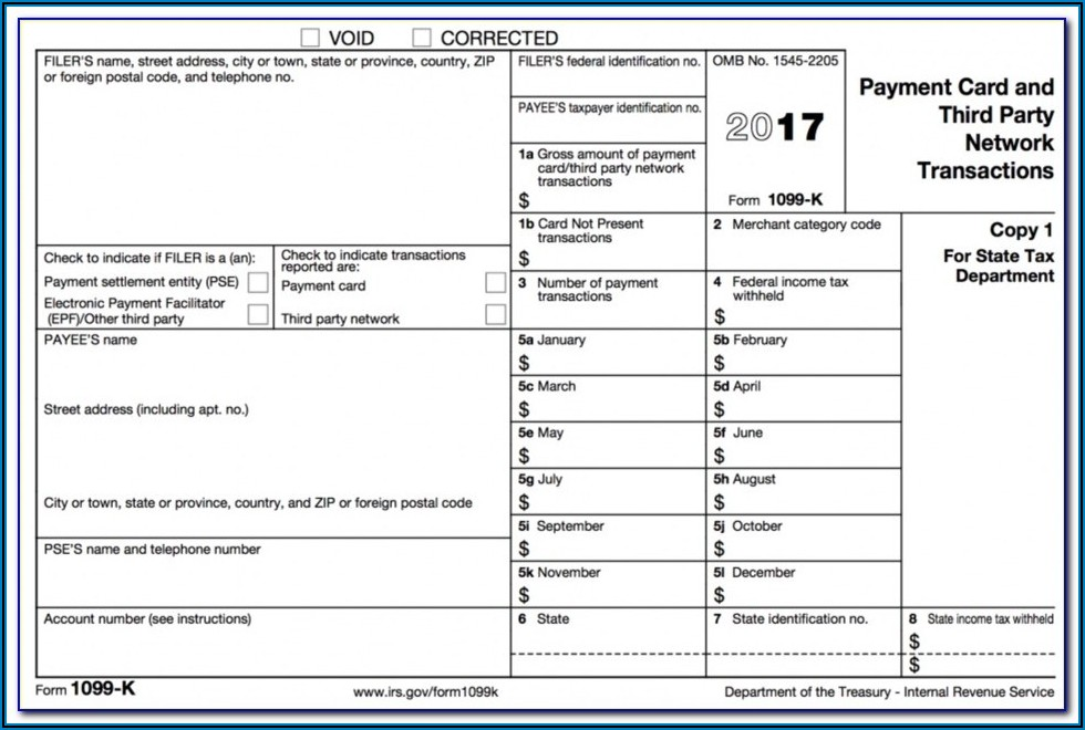 Form 990 Filing Thresholds