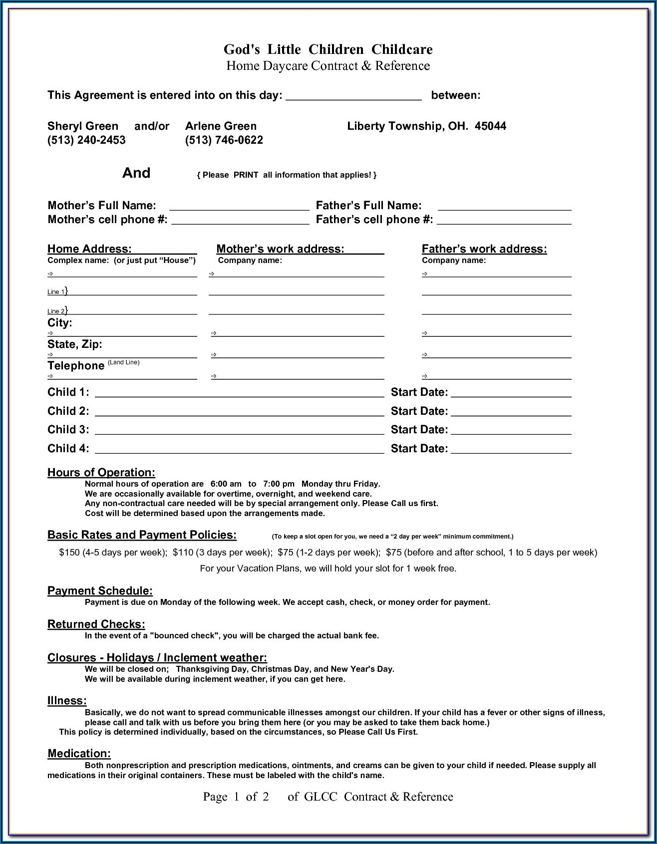 Free Aia Forms