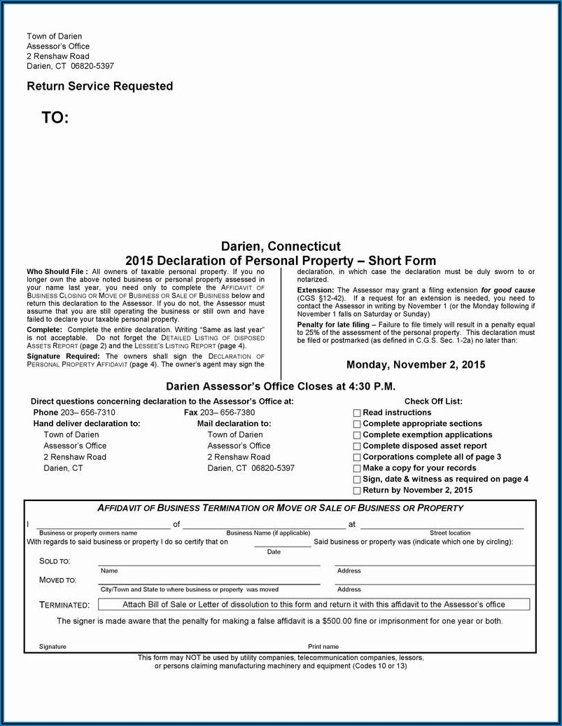 Free Durable Power Of Attorney Form Illinois