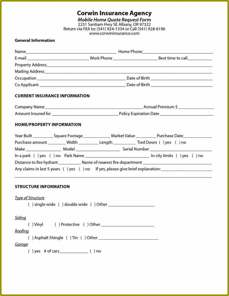 Free Temporary Guardianship Form Missouri