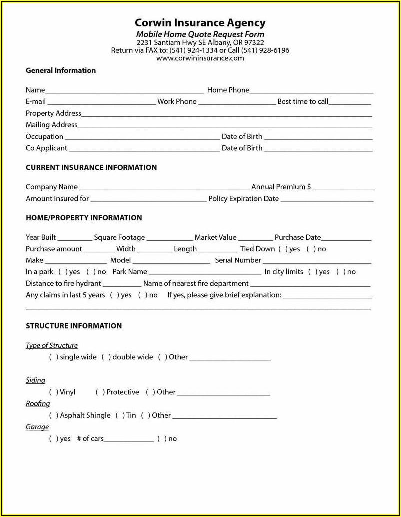 Free Temporary Guardianship Form Missouri