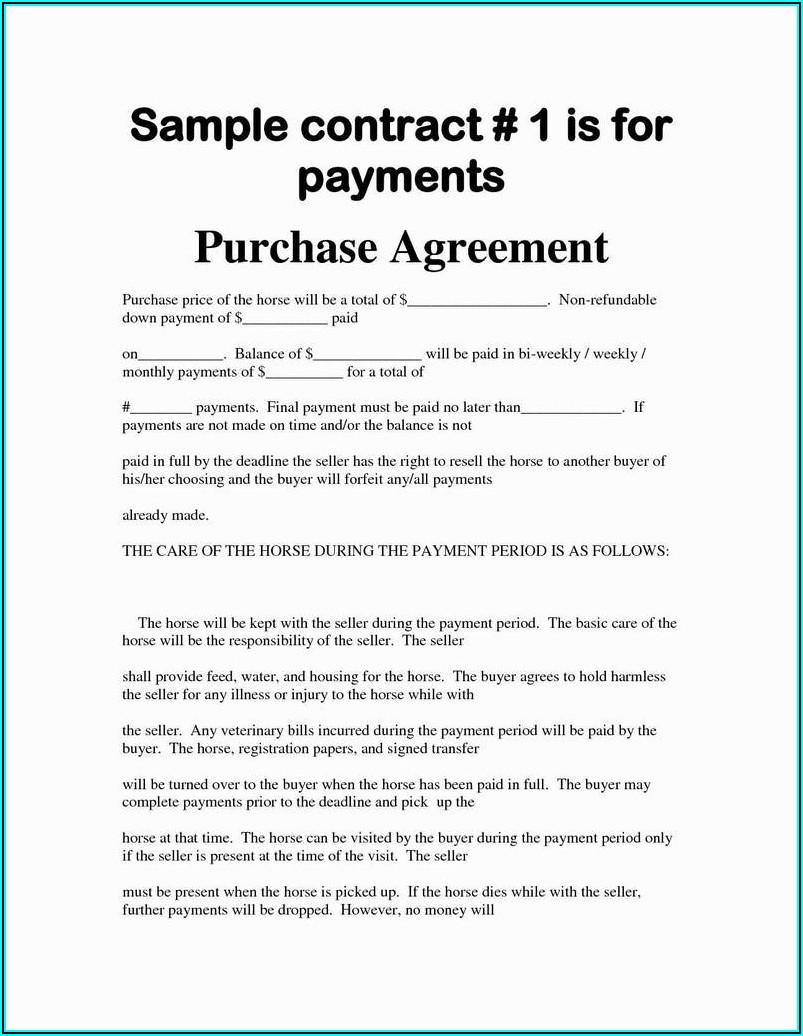 Free Washington State Rental Agreement Template