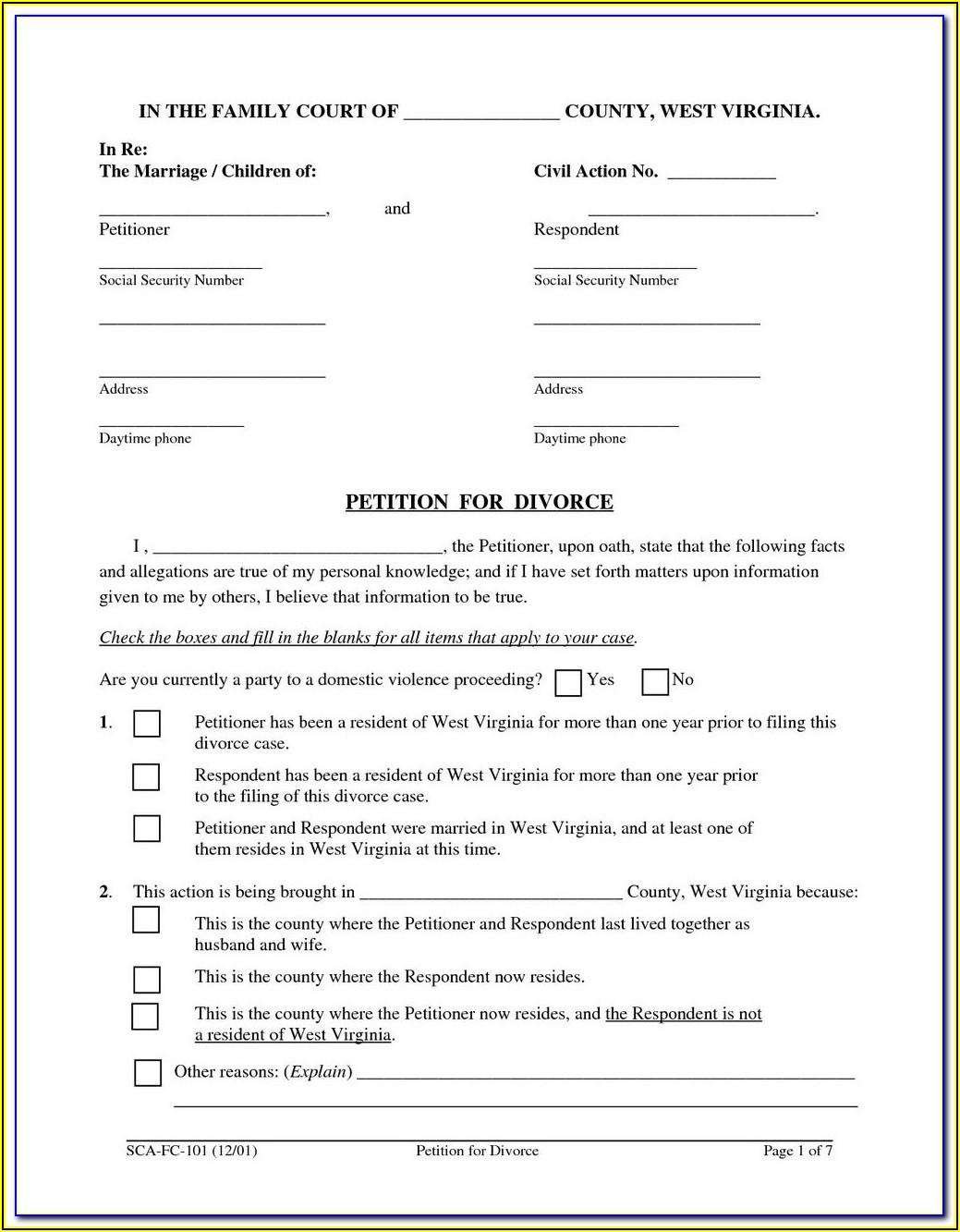 Idaho Probate Court Forms