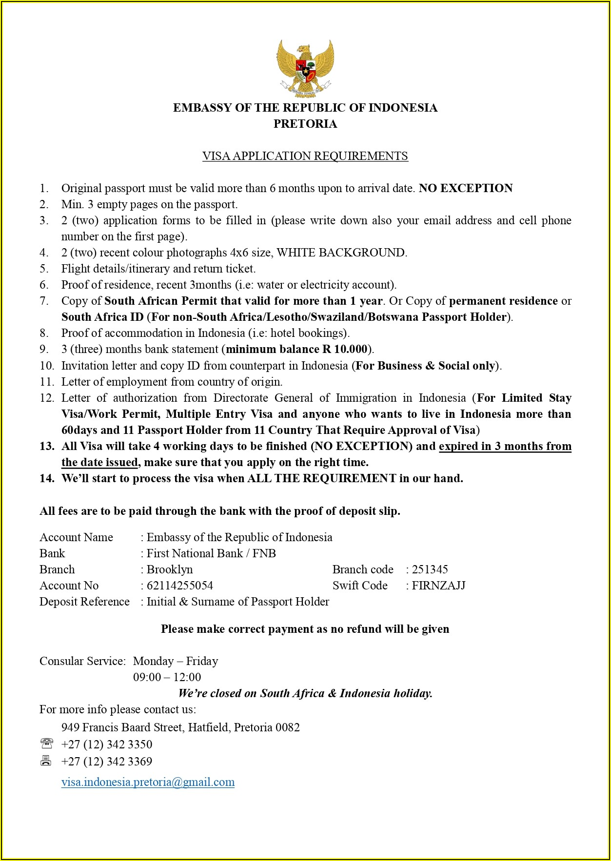 Indonesian Passport Renewal Application Form Download