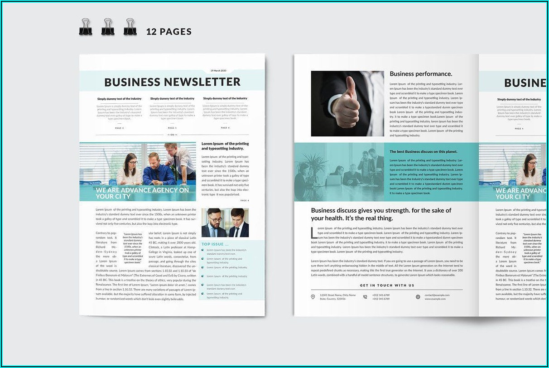 Medical Newsletter Templates Free Download