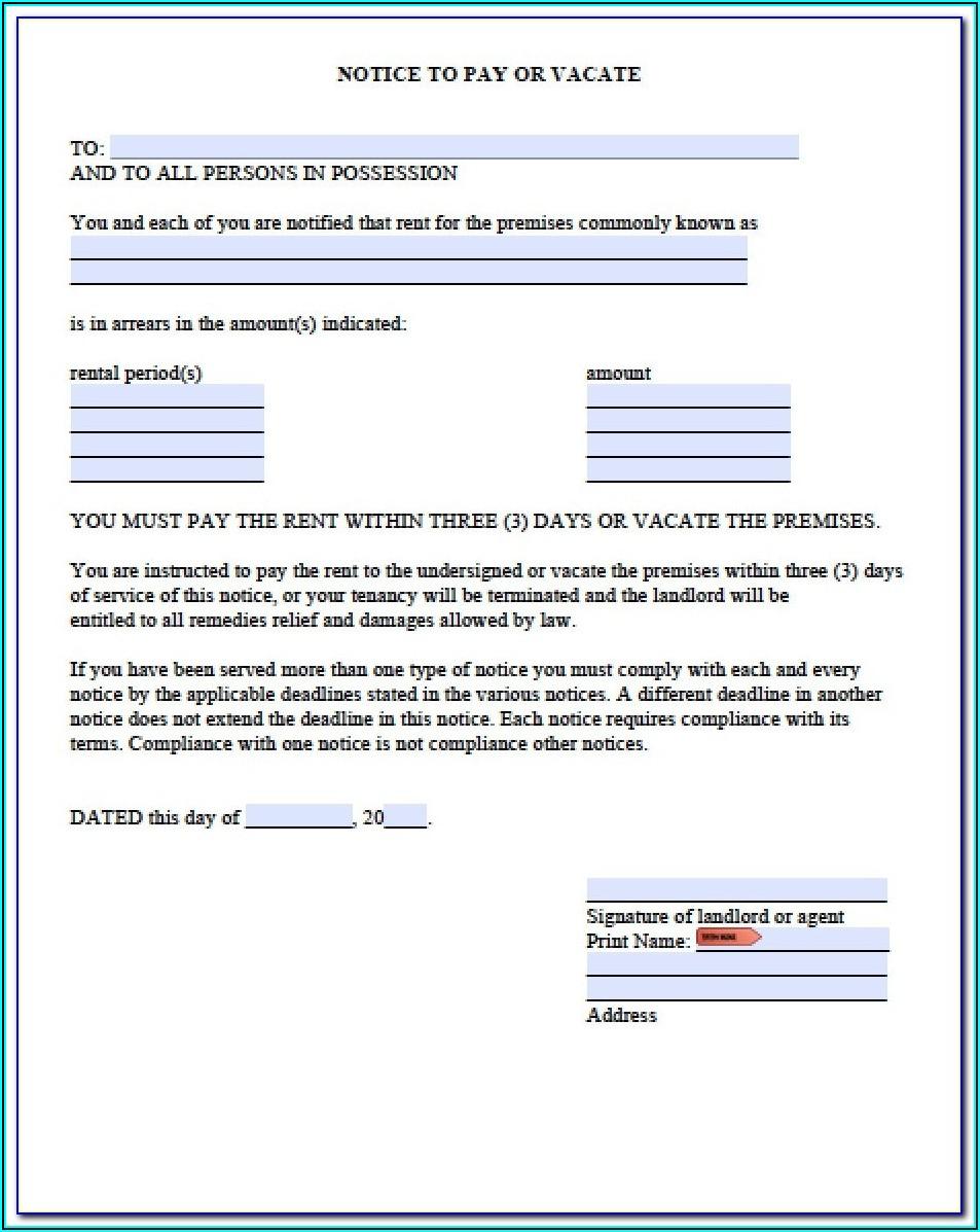Washington State Rental Agreement Forms Free