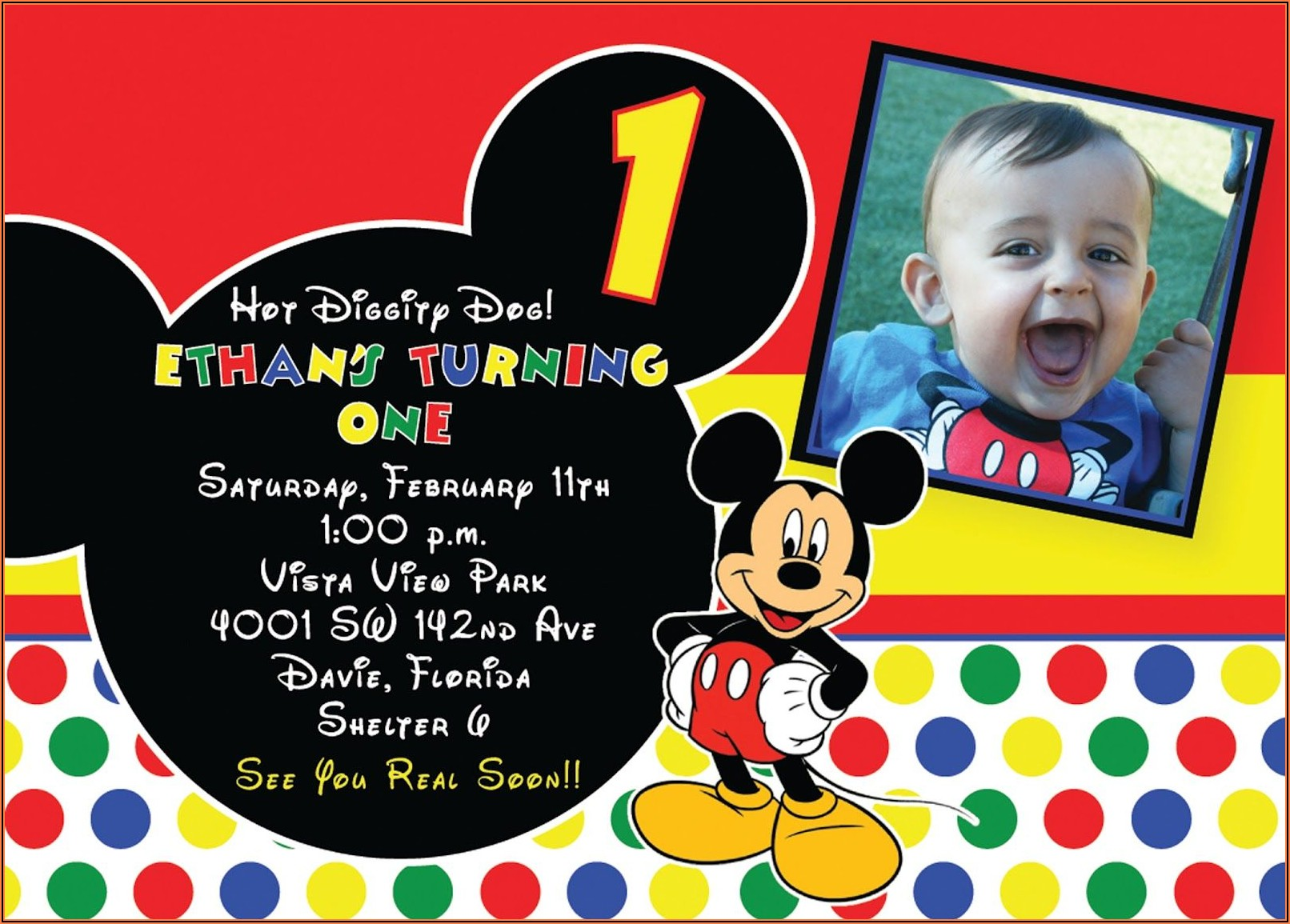 1st Birthday Invitation Card In Marathi