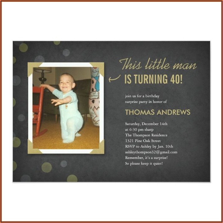 70th Birthday Invitation Wording Ideas