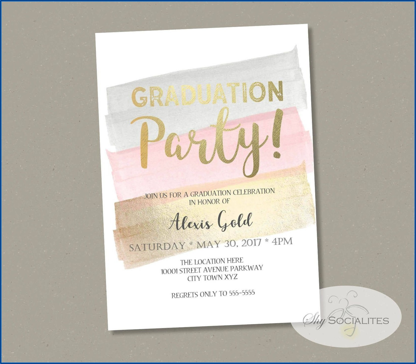90th Birthday Party Invitations Cheap