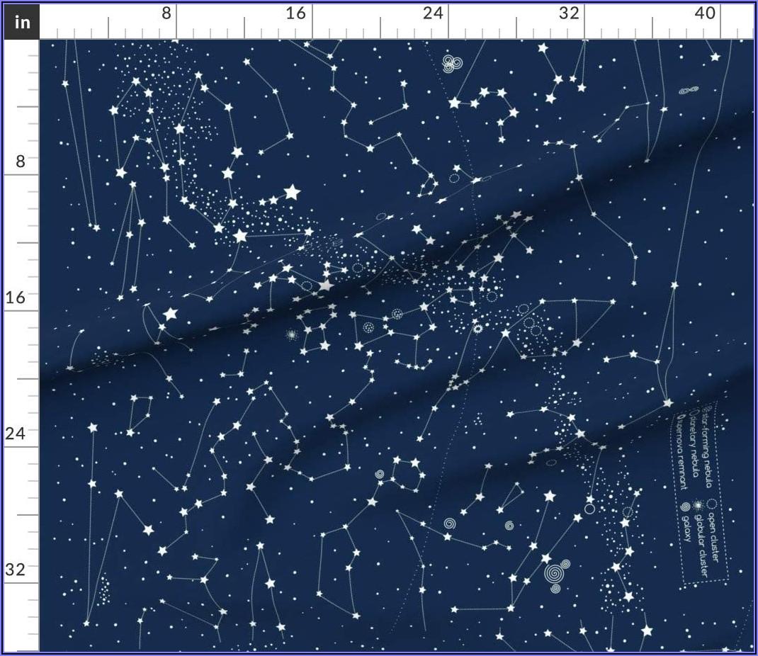 Astronomy Star Map