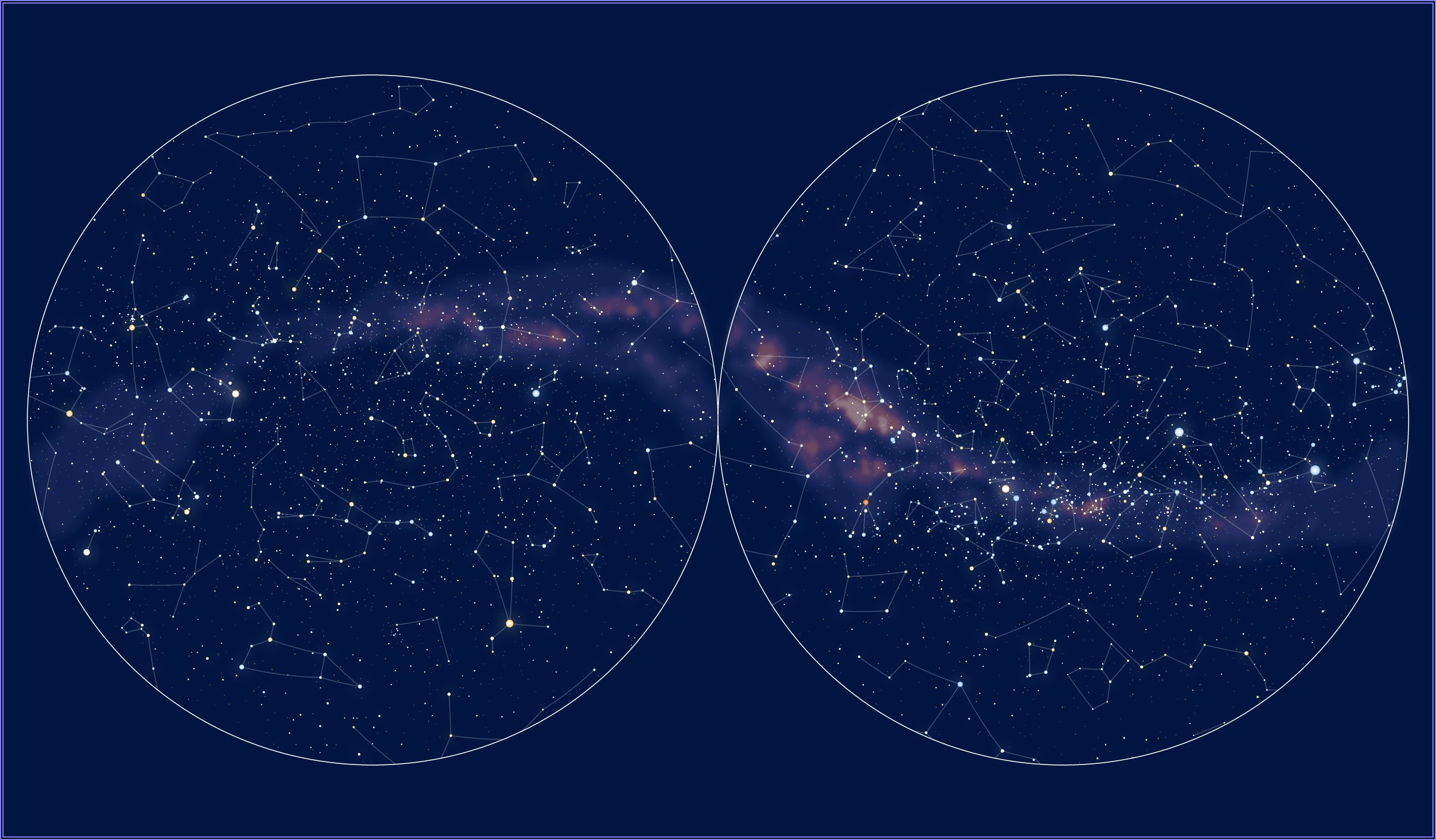Astronomy Use Star Maps