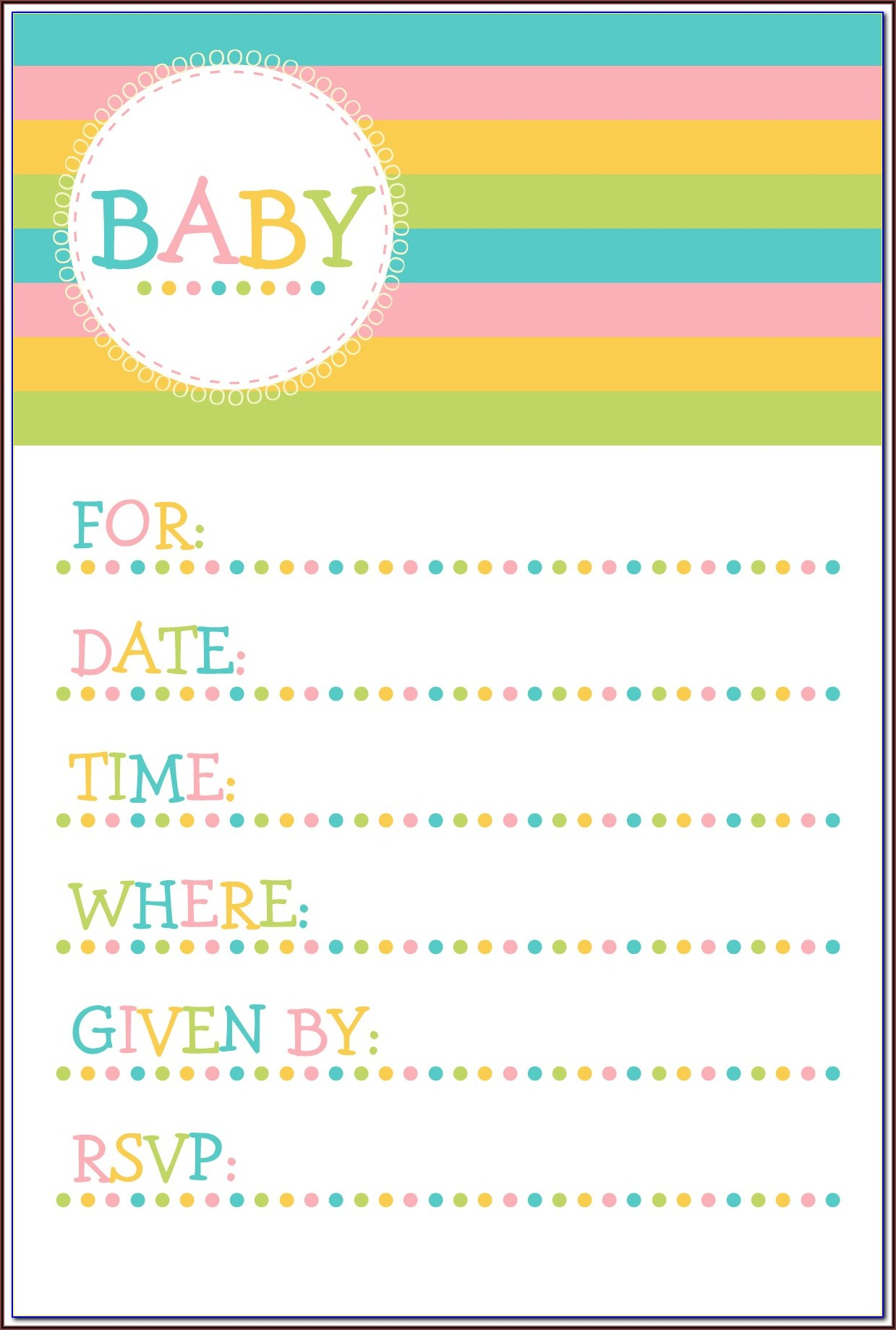 Baby Boy Birthday Invitations Templates Free