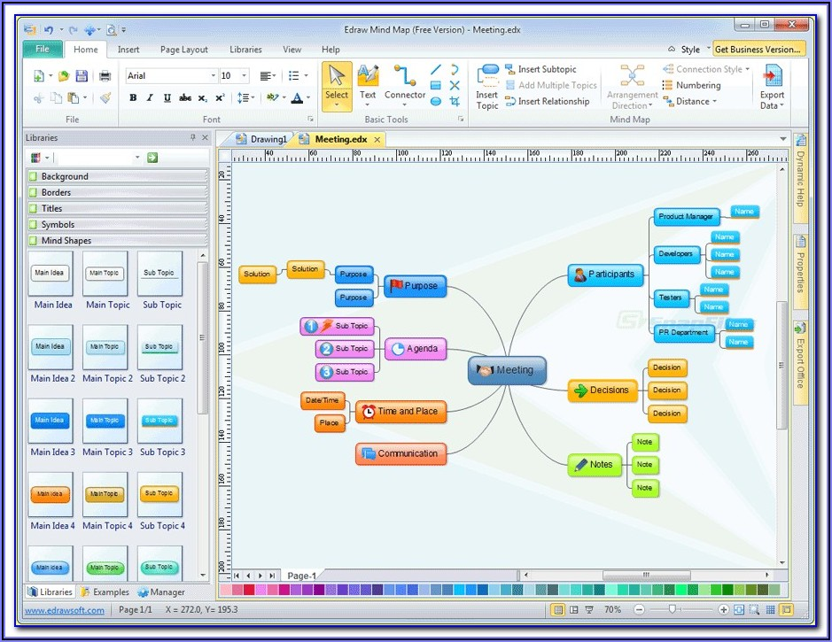 Best Mind Mapping Software For Windows