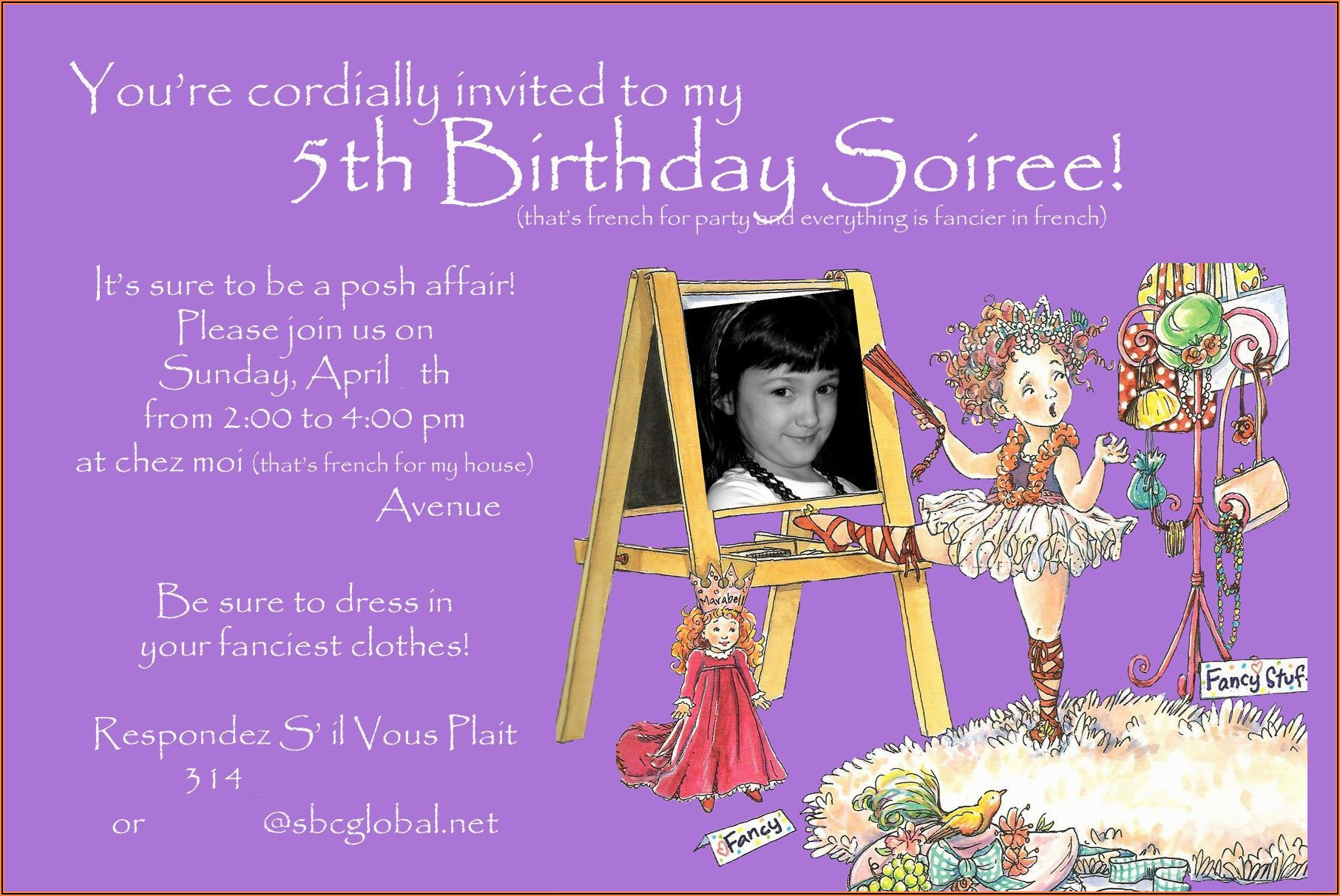 Birthday Invitation Maker Free Download