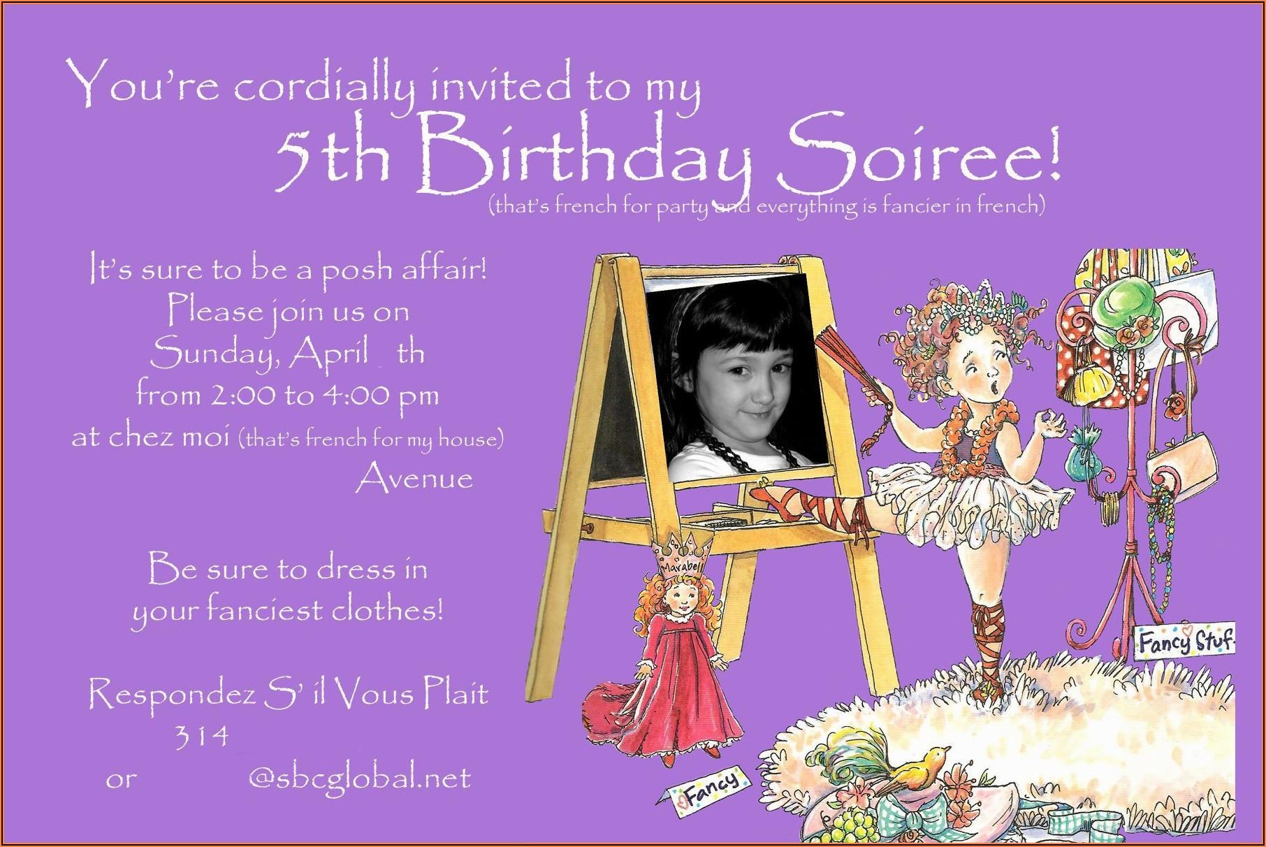 Birthday Invitation Maker Free