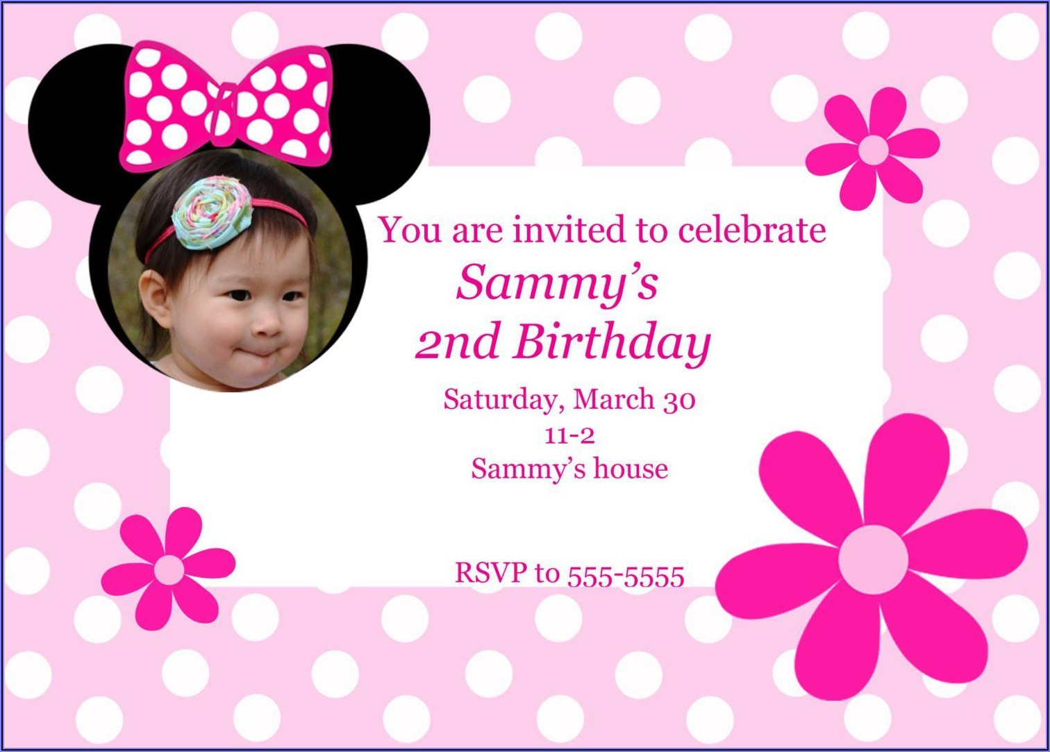 Birthday Invitation Message For Adults
