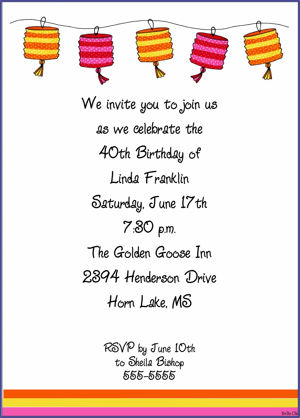 Birthday Invitation Wording For Adults Funny