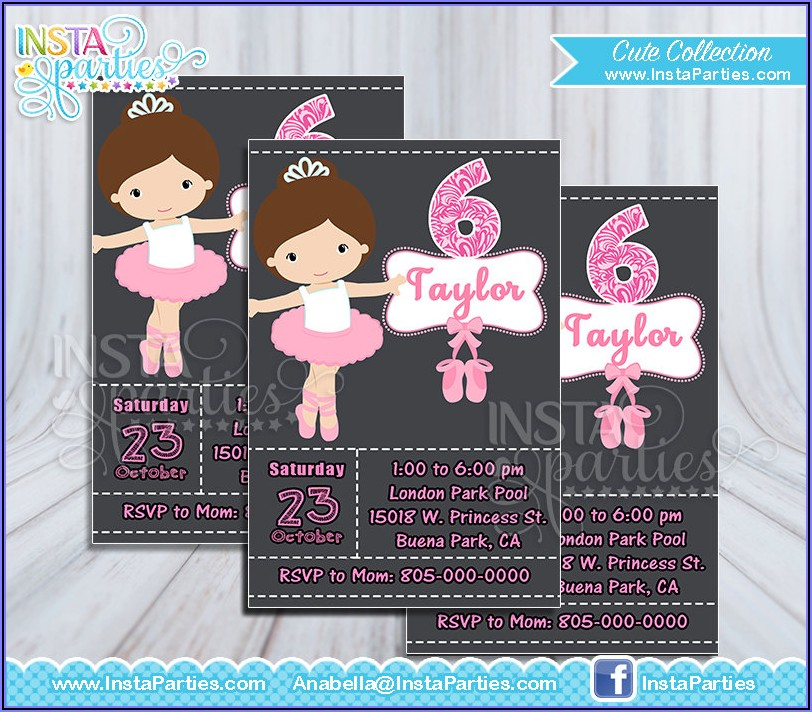 Birthday Invitation Wording For Baby Girl
