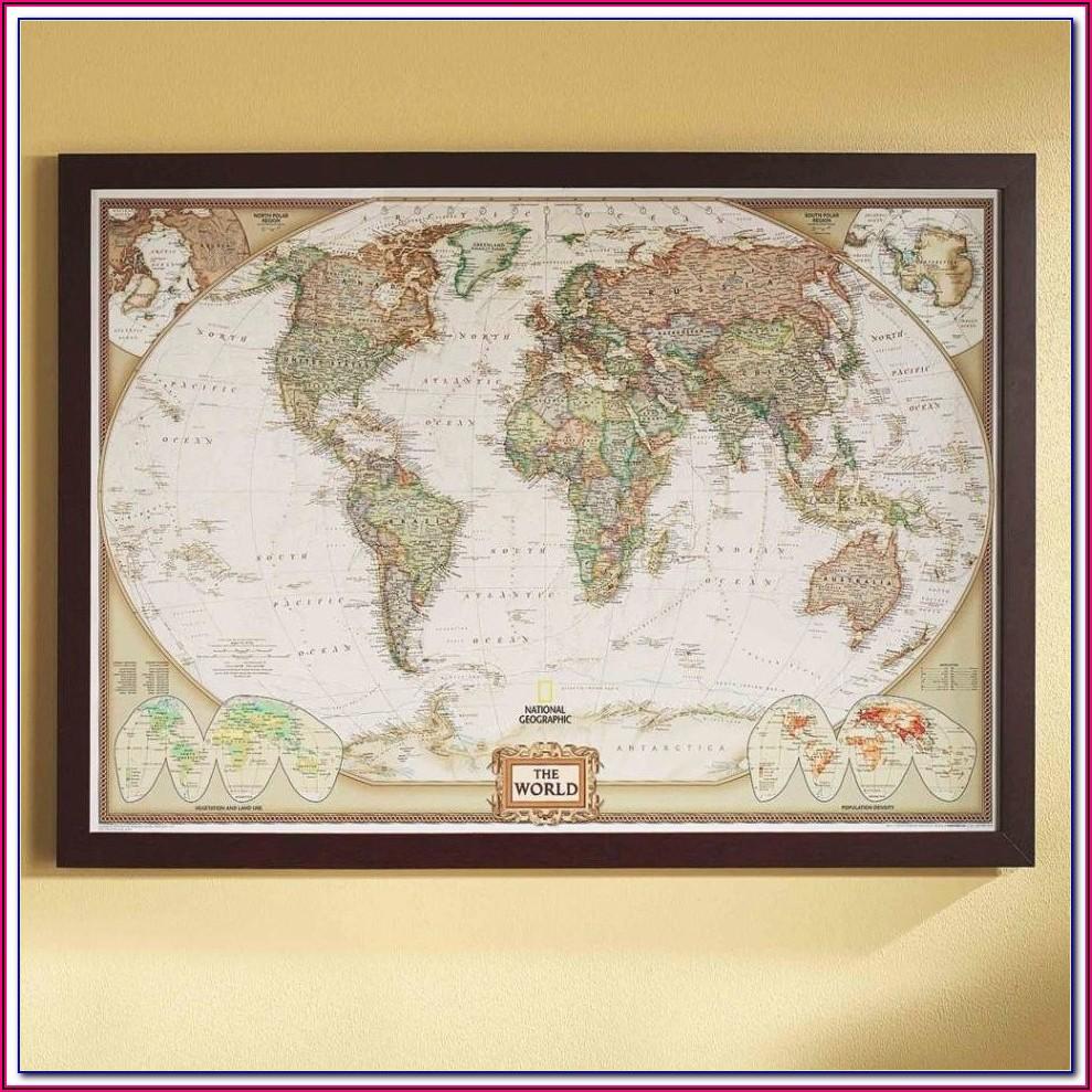 Bohemia On World Map