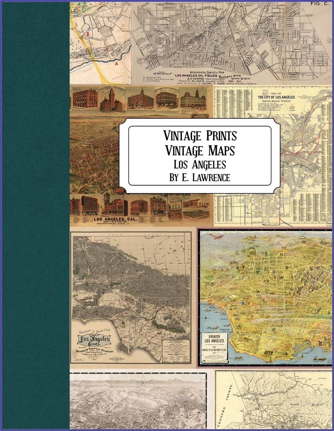 Buy Vintage Maps