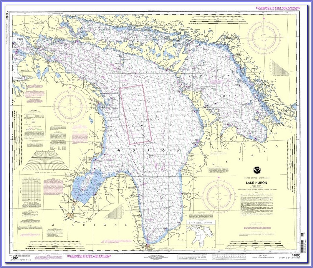 Cape Cod Boating Map