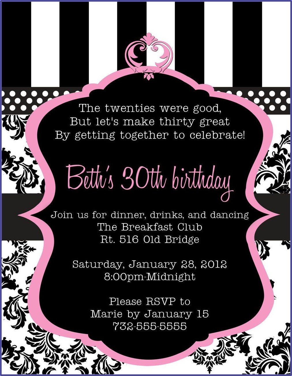 Cheap Birthday Invitations Online