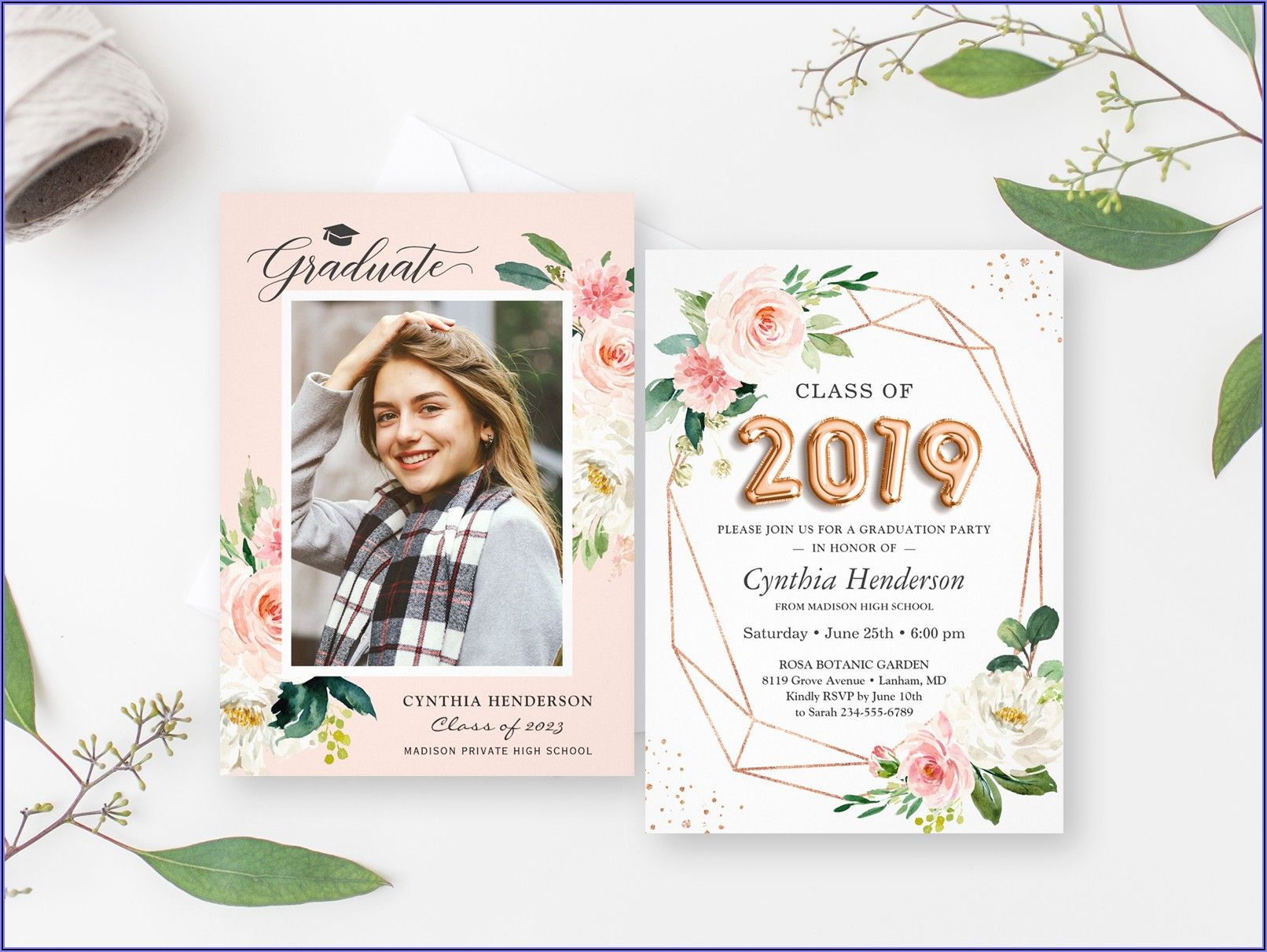 Cheap Graduation Invitations 2019