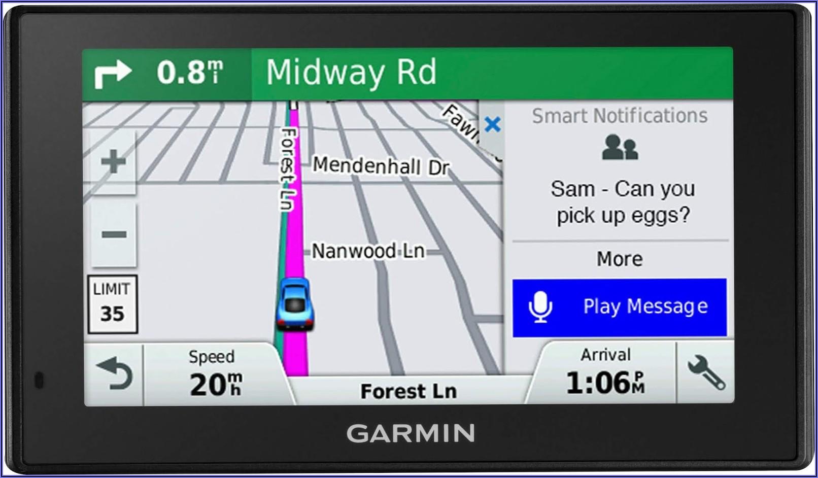 Cost Of Garmin Nuvi Map Updates