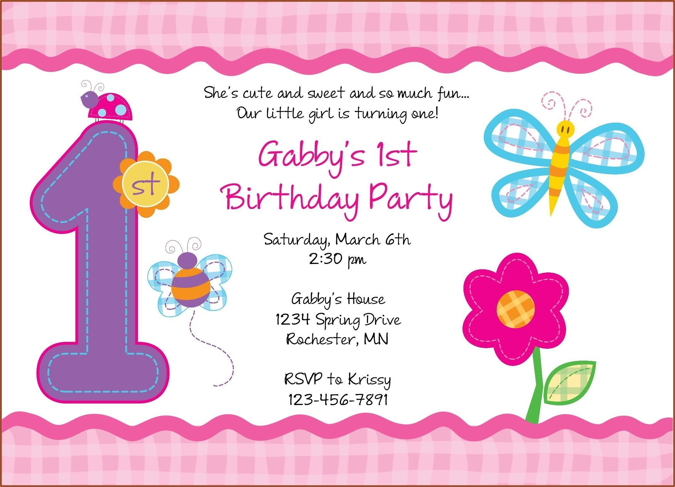Create Free Birthday Invitations