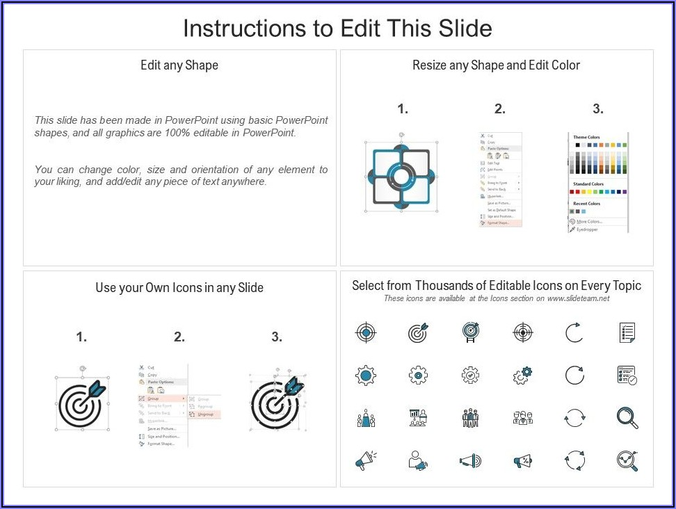 Create Sales Territory Map Powerpoint
