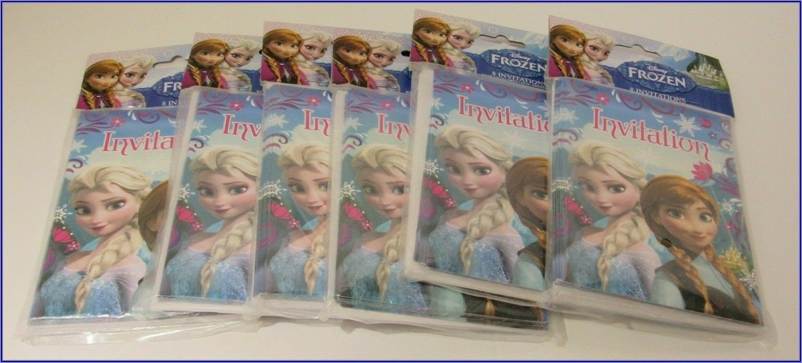 Disney Frozen Birthday Party Invitations Online