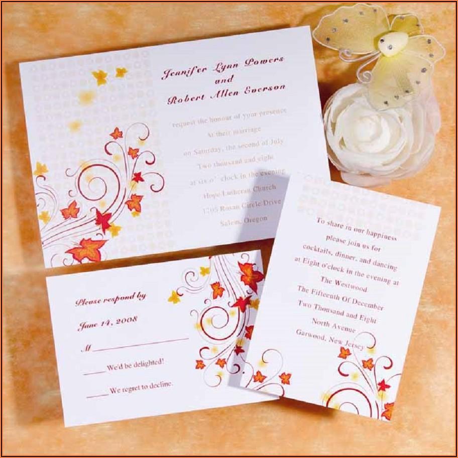 Diy Wedding Invitation Kits Ireland