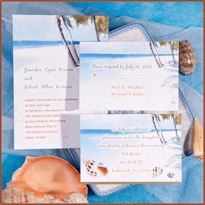 Diy Wedding Invitation Kits Uk